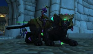 Making gold with Jewelcrafting Panthers: Expensive mounts are amazing