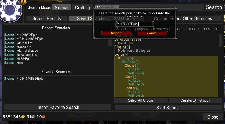 Make easy gold by Flipping Legion BoE Items - The Lazy Goldmaker