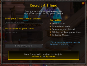 How to setup a second WoW account