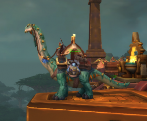 BfA: Getting a brutosaur before Shadowlands drops