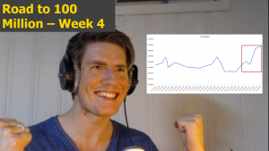 The Road to 100 Million – Week 4