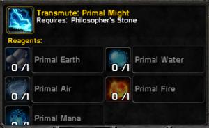 TBC Goldmaking: Alchemy transmutes