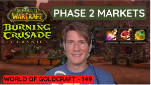 Making gold in TBC Classic Phase 2 – World of Goldcraft 149